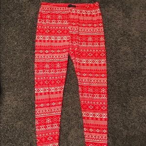 c600564278caa Women Plus Size Christmas Leggings on Poshmark